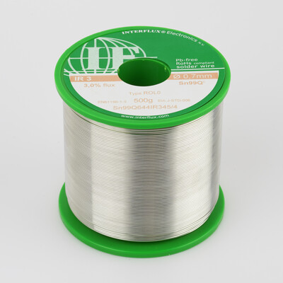 IR 3 solder wire SnQ 500g
